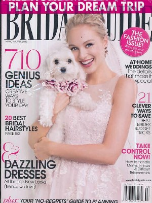 Bridal Guide Subscription
