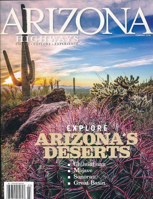 Arizona Highways Subscription
