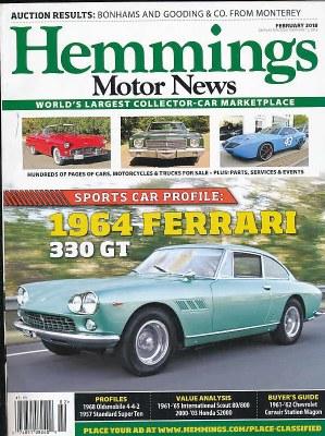 Hemmings Motor News Subscription