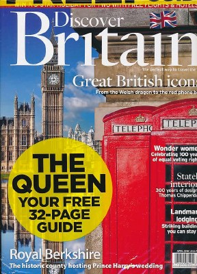 Discover Britain Subscription