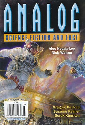 Analog Science Fiction and Fact Subscription