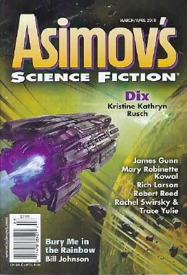 Asimov's Science Fiction Subscription