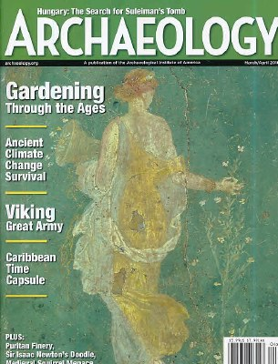 Archaeology Subscription