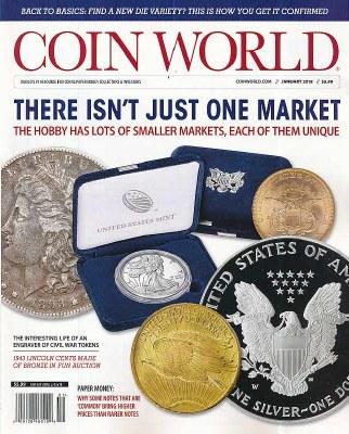 Coin World Subscription