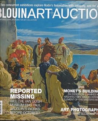 Art + Auction Subscription