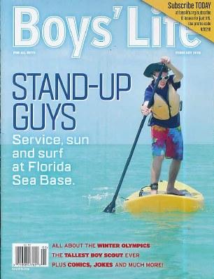 Boys Life Subscription