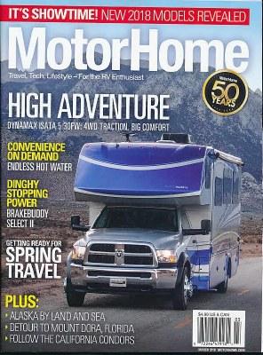 MotorHome Subscription