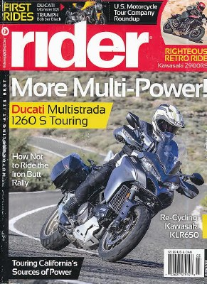 Rider Subscription