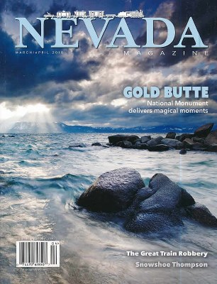 Nevada Magazine Subscription