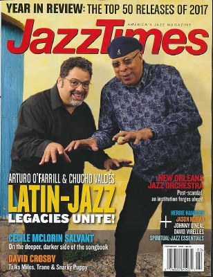 JazzTimes Subscription