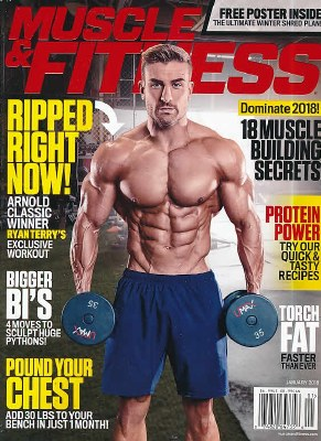 Muscle & Fitness Subscription