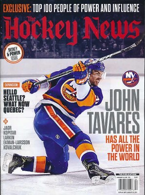The Hockey News Subscription