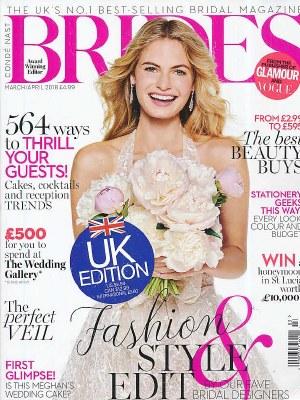 Brides UK Subscription
