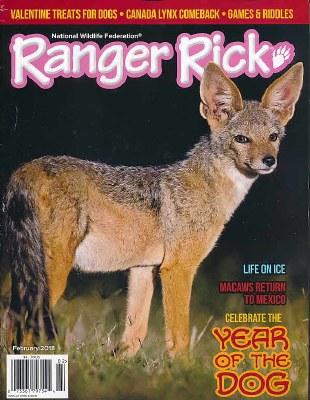 Ranger Rick Subscription