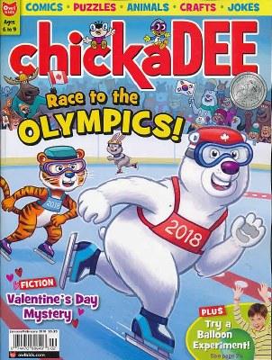 ChickaDEE Subscription