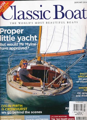 Classic Boat Subscription