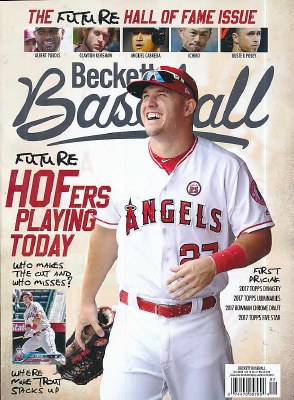 Beckett Baseball Subscription