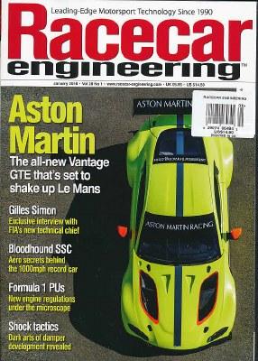 Racecar Engineering Subscription