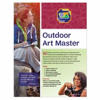 Ambassador Art Master Badge Requirements