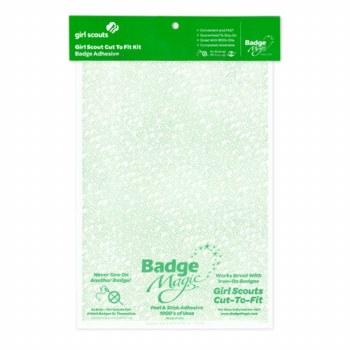 Badge Magic Cut to fit