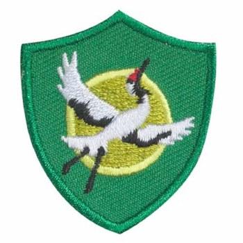 Crane Troop Crest