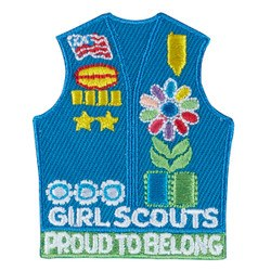 DAISY UNIFORM PATCH