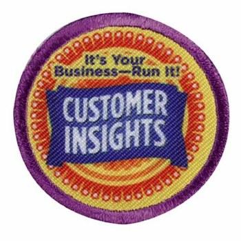 Junior Customer Insights Badge