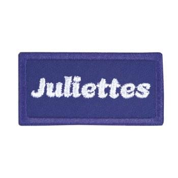 JULIETTES PATCH