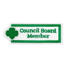 COUNCIL BOARD MEMBER PATCH