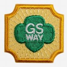 Ambassador Girl Scout Way Badge