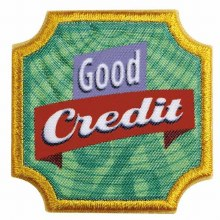 Ambassador Good Credit Badge