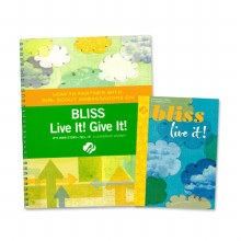 Ambassador Bliss: Live It, Give It & Adult Guide Journey Book Set