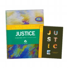 Ambassador Justice & Adult Guide Journey Book Set