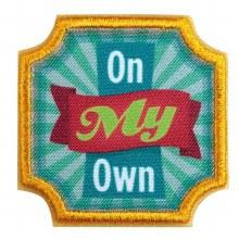 Ambassador On My Own Badge