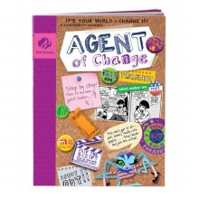 Junior Agent of Change Journey Book