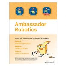 Ambassador Robotics Badge Requ