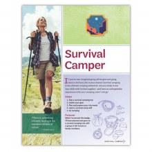 Ambassador Survival Camper Badge Requirements