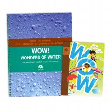 Brownie WOW: Wonders of Water & Adult Guide Journey Book Set