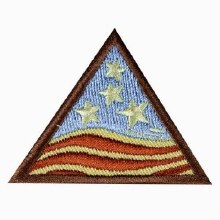 Brownie Celebrating Community Badge