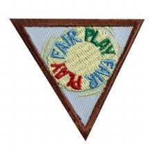 Brownie Fair Play Badge