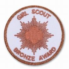 Bronze Award Emblem