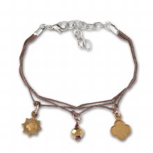 Bronze Award Friendship Bracelet