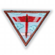 Brownie Fling Flyer Design Challenge Badge