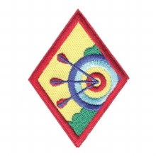 Cadette Archery Badge