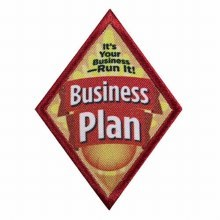 Cadette Business Plan Badge