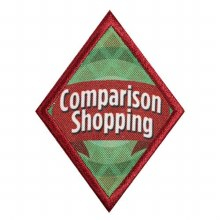 Cadette Comparison Shopping Badge
