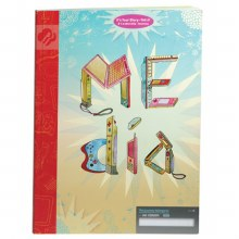 Cadette Media Journey Book