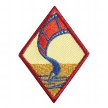 Cadette Screenwriter Badge