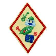 Cadette Designing Robots 2