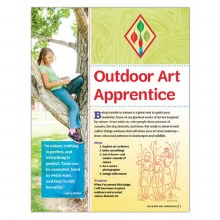 Cadette Outdoor Art Apprentice Badge Requirements